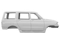 Каркас кузова 3163-26 с 2018г.(под оптимум, престиж, один бензобак) BCE