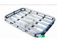 Багажник алюминиевый универсальный 140x100 см (55х39.5) модульная конструкция HD007390 55x39.5