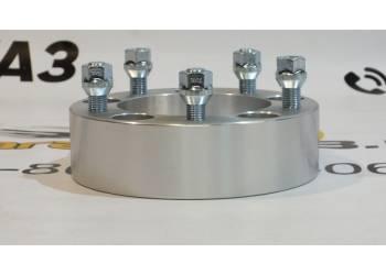 Расширитель колеи (Проставки) на УАЗ (5*139,7) 50 мм (дюраль), 1 шт